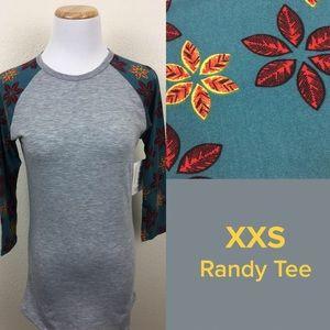 LuLaRoe Randy XXS T-shirt